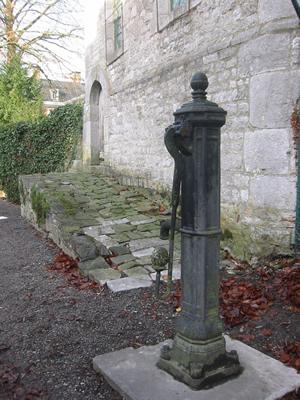 Chapelle à Fraineux