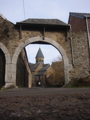 Saint-Séverin en Condroz
