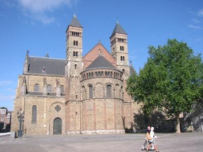 Basilique Saint Servais