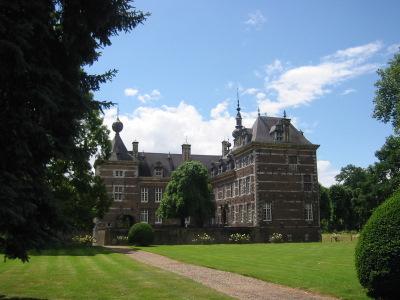 Château de Liedekerke à Eijsden