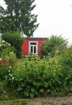 Joli jardin à Richelle