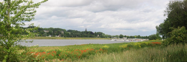 La Meuse entre Maastricht et Visé