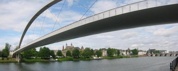 La Meuse à Maastricht