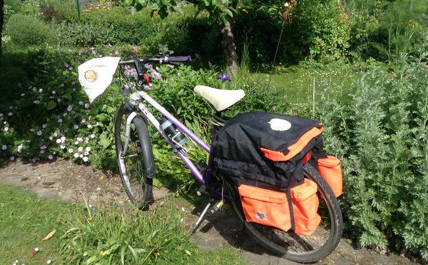 Vers Saint-Jacques à vélo ?