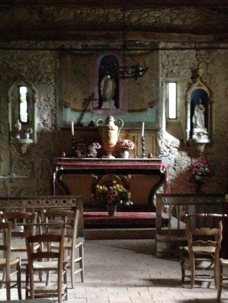 Chapelle de Routges