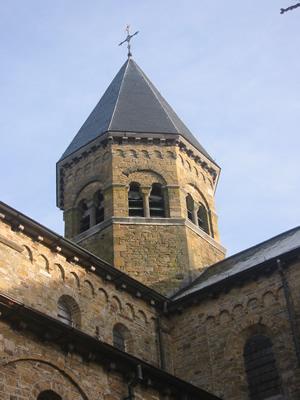 Saint-Séverin-en-Condroz : l'église