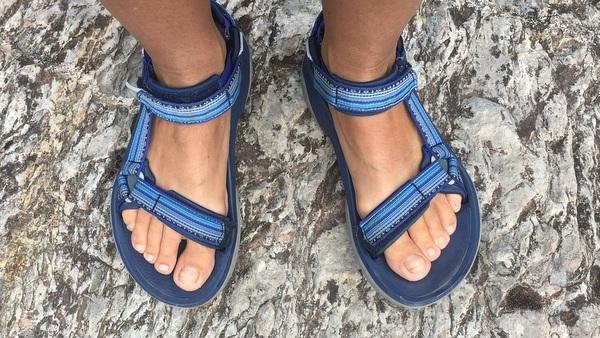 Sandales Teva Terra Fi 4