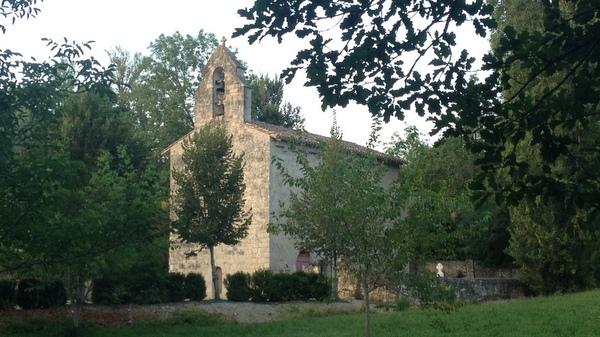 Saint Sernin du Bosc peu après Lauzerte