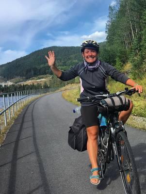Sylvie en Norvège