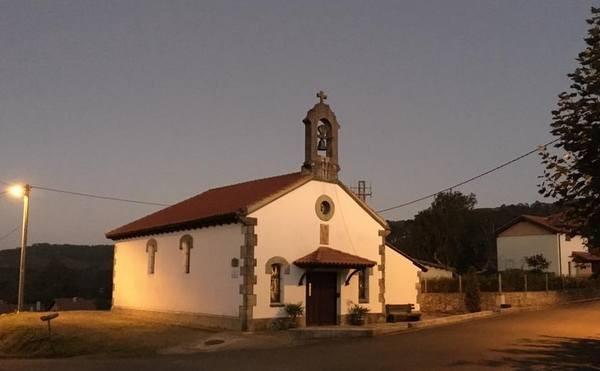 Bivouac dans les églises sur le Camino del Norte