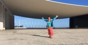 Départ de Lisbonne (Parc des Nations)