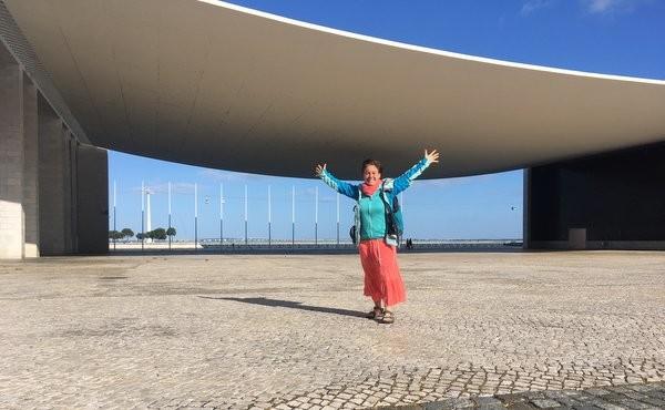 Le chemin de Lisbonne à Porto
