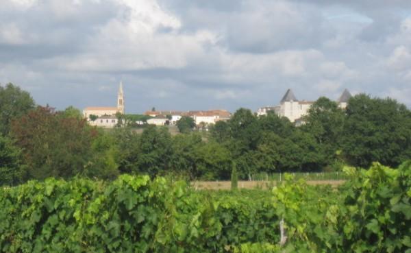 La variante par Bergerac (Voie de Vézelay)