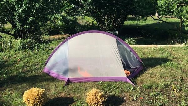 Faut-il une tente sur le chemin de Saint Jacques ?