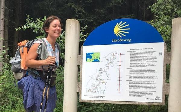 Trois jours dans l'Eifel sur le Jakobsweg
