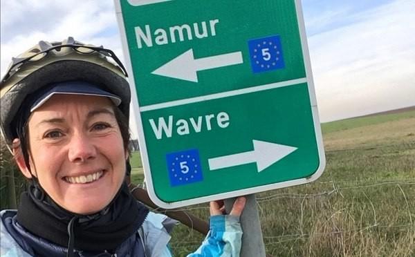 Les itinéraires EuroVelo à travers l'Europe