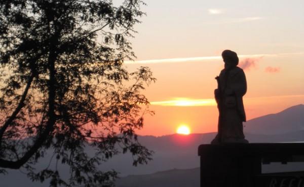 Prière de bénédiction des pèlerins
