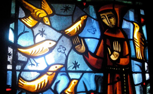 Prière de Saint François pour la paix