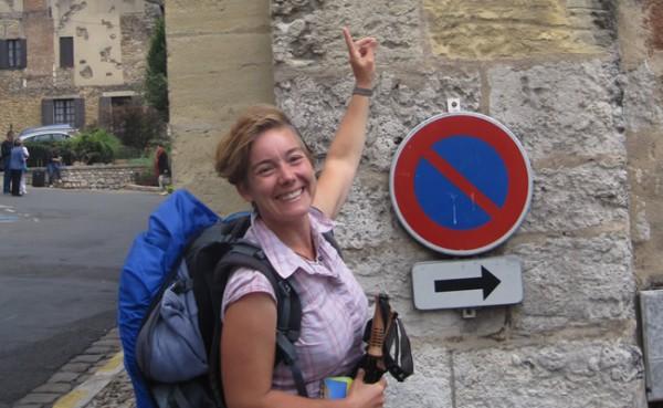 Mon itinéraire pour l'été 2011