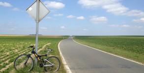 Vers Compostelle à vélo ou à pied